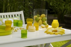 Citronella green-yellow
