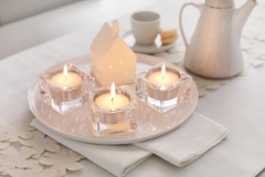 Maxilight white table horizontal